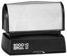 HD40 - 2000 Plus HD-40 Pre-Inked Stamp