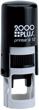 PTR12R - Printer R 12 Round Stamp