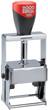 "Expert Line 3300 Plain Self-Inker.  Impression area: 1-1/4"" x 1-13/16"""